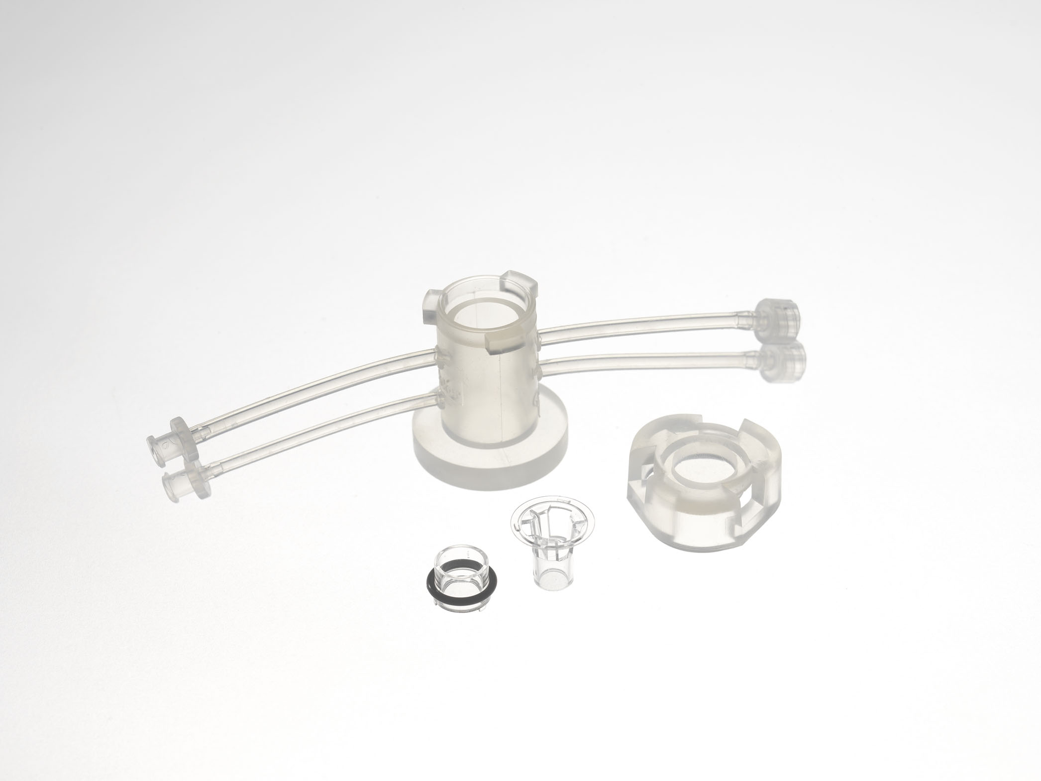 QV600 chamber and accessories