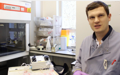 Interview with Alec O'Keeffe PhD Student